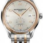Bulgari 10140 Baume  Mercier Clifton Small Seconds Automat