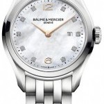 Baume & Mercier 10176 Baume  Mercier Clifton Quartz 30mm Ladies Wa