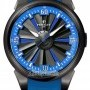 Perrelet A10478 TURBINE RACING  Turbine 44mm Mens Watch