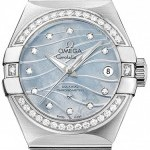 Omega 12315272057001  Constellation Co-Axial Automatic 2
