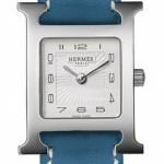 Hermès 036708WW00  H Hour Quartz Small PM Ladies Watch