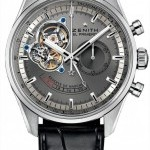 Zenith 402082402191c496  Chronomaster Open Power Reserve