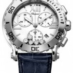 Chopard 288499-3001-Blue  Happy Sport Chronograph Quartz 4
