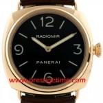 Panerai Pam00231  Radiomir Base Mens Watch