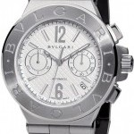 Bulgari Dg40c6ssdch  Diagono Chronograph 40mm Mens Watch