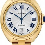 Cartier WGCL0003  Cle De  Automatic 40mm Mens Watch