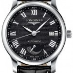 Longines L27084517  Master Power Reserve 38mm Mens Watch