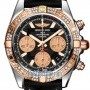 Breitling Cb0140aaba53-1ld  Chronomat 41 Mens Watch