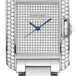 Cartier Wt100011  Tank Anglaise Medium Ladies Watch