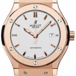 Hublot 542ox2610ox  Classic Fusion Automatic Gold 42mm Me