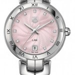 TAG Heuer WAT1313BA0956  Link 34mm Ladies Watch
