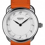 Hermès 028106WW00  Arceau Quartz PM 28mm Ladies Watch