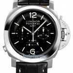 Panerai Pam00275  Luminor 1950 8 Days GMT Monopulsante Chr
