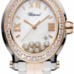 Chopard 278546-6004  Happy Sport Oval Quartz Ladies Watch