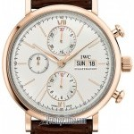 IWC IW391020  Portofino Chronograph Mens Watch