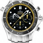 Omega 21230445001002  Seamaster 300m Diver Co-Axial Chro