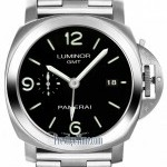 Panerai Pam00329  Luminor 1950 3 Days GMT Automatic Mens W