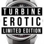 Perrelet A40204 TURBINE EROTIC  Turbine 44mm Mens Watch