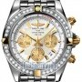 Breitling IB011053a696-ss  Chronomat 44 Mens Watch