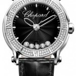 Chopard 288525-3006  Happy Sport Round Quartz 42mm Ladies