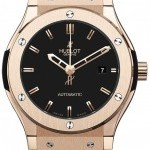 Hublot 542ox1180ox  Classic Fusion Automatic Gold 42mm Me