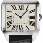 Cartier W2007051  Santos Dumont Mens Watch