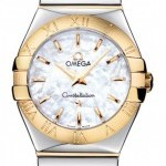 Omega 12320276005004  Constellation  Polished 27mm Ladie