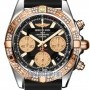 Breitling Cb0140aaba53-1or  Chronomat 41 Mens Watch