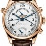 Longines L27168783  Master Retrograde Power Reserve 44mm Me