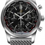Breitling Ab0510u6bc26-ss  Transocean Chronograph Unitime Me