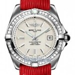 Breitling A71356LAg702-6lts  Galactic 32 Ladies Watch
