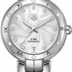 TAG Heuer Wat2312BA0956  Link Automatic 345mm Ladies Watch