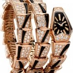 Bulgari Spp26bgd1gd2o2t  Serpenti Jewelery Scaglie 26mm La