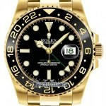 Rolex 116718LN  GMT Master II Mens Watch
