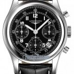 Longines L27454534  Heritage Mens Watch