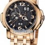 Ulysse Nardin 326-60-862  GMT - Perpetual 42mm Mens Watch