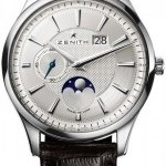 Zenith 03214069102c498  Elite Captain Moonphase Mens Watc