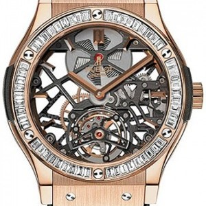 Hublot 505ox0180lr1904  Classic Fusion Skeleton Tourbillo