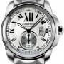 Cartier W7100015  Calibre de  Mens Watch