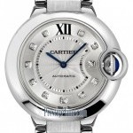 Cartier We902075  Ballon Bleu 36mm Ladies Watch