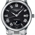 Longines L27084516  Master Power Reserve 38mm Mens Watch