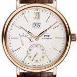 IWC Iw516102  Portofino Hand Wound Big Date Eight Days