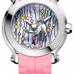 Chopard 128707-3001  Happy Animal World Ladies Watch