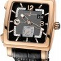 Ulysse Nardin 246-92692  Quadrato Dual Time Mens Watch