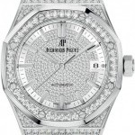 Audemars Piguet 15452bczzd019cr01  Royal Oak Automatic 37mm Ladies