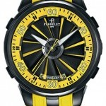 Perrelet A10517 TURBINE RACING XL  Turbine 50mm Mens Watch