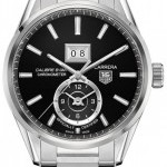TAG Heuer War5010ba0723  Carrera Grande Date GMT Mens Watch