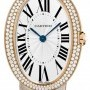 Cartier Wb520005  Baignoire Large Ladies Watch