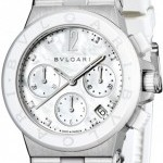 Bulgari Dg37wscvdch8  Diagono Chronograph 37mm Ladies Watc