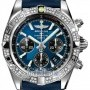 Breitling Ab0110aac789-3ld  Chronomat 44 Mens Watch